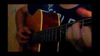 Tình Yêu Màu Nắng guitar cover