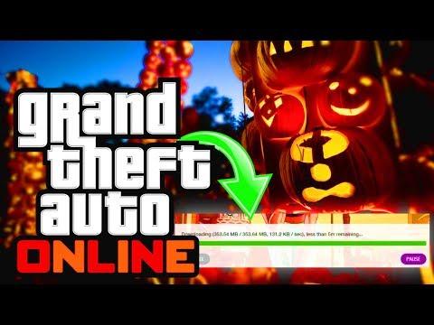 GTA Online: NEW Secret Update Released! Halloween DLC Content & More!? (GTA 5 Online DLC)