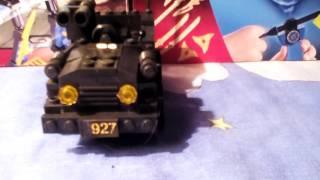 Обзор наборов #1 военная машина 6+ лего(, 2016-12-19T07:25:29.000Z)