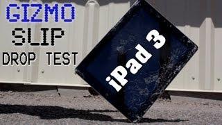 Drop Test : iPad (3rd Gen)