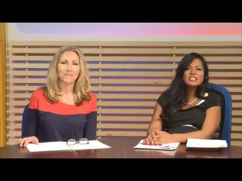CCN Sunrise - March 13, 2015 - Pasadena Elections, Joseph C. Phillips, Fashion Week