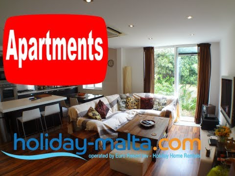Malta Holiday Apartment to rent - Swieqi near Paceville, St Julians center (Rental 173)