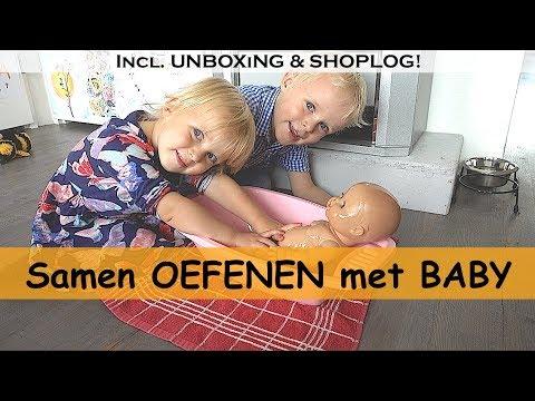 BABY iN BABYBADJE | Bellinga Family Vlog #720