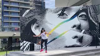 Pooja Uberoi teaching for ColorFest 2021