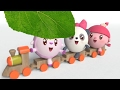 Зеленый - МАЛЫШАРКИ: Умные песенки - теремок тв: песенки для детей (songs for kids)