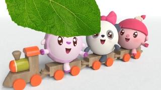 Песенка Учим счет - Зебра в клеточку - Песенки для детей