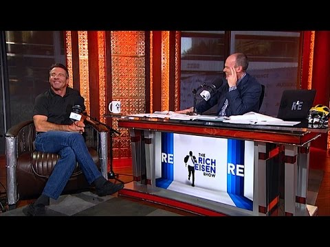 """Dennis Quaid's Epic """"Any Given Sunday"""" Story of Golfing with Lawrence Taylor in Flip Flops - 11/2/16"""