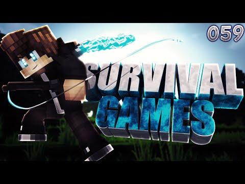 "Minecraft Survival Games #59 ""200 Likes για την επιστροφή?"""