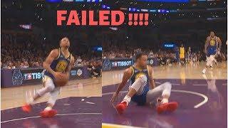 NBA MOST INSANE HUSTLE FAILS