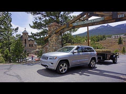 MrTruck reviews 2014 Jeep Grand Cherokee diesel