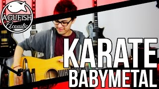 BABYMETAL - Karate | Acoustic Instrumental Cover