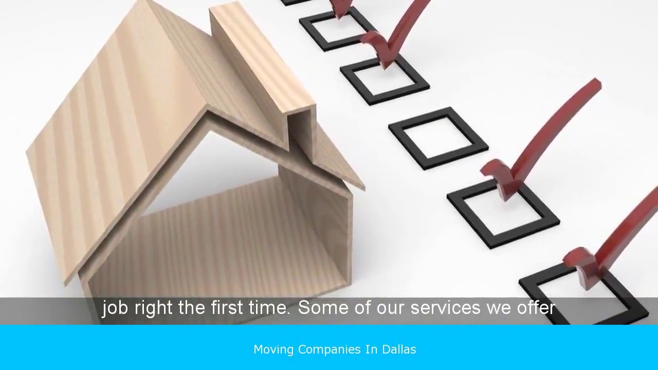 moving companies in dallas - youtube