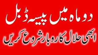 Double Your Investment - Best Online Business To Make Money Online In Pakistan
