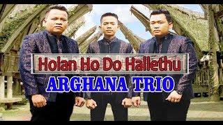 Download lagu Arghana Trio - Holan Ho Do Hallethu  | Official Music Video #ArghanaTrio#LaguBatakTerbaru #BatakHits
