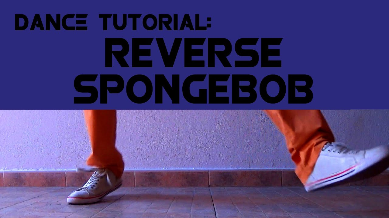 how to do the reverse dance