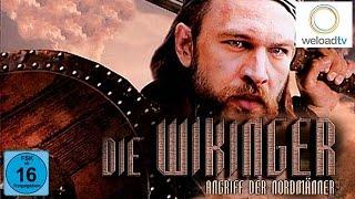 Die Wikinger - Angriff der Nordmänner [HD]