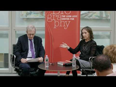 Brenda Wineapple on Andrew Johnson, with Eric Foner, June 3, 2019