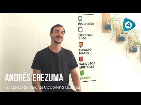 Quilmes: Rejunta Coworking, donde empresas y emprendedores potencian sus proyectos