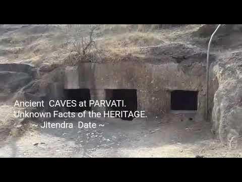 Pune City  INDIAS  Most Ancient  Caves ..!!