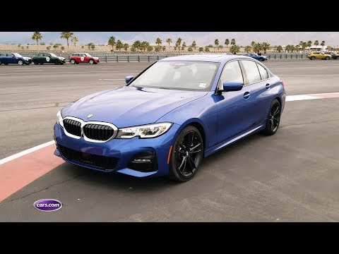 Driving the 2019 and 2020 BMW 3 Series – Cars.com