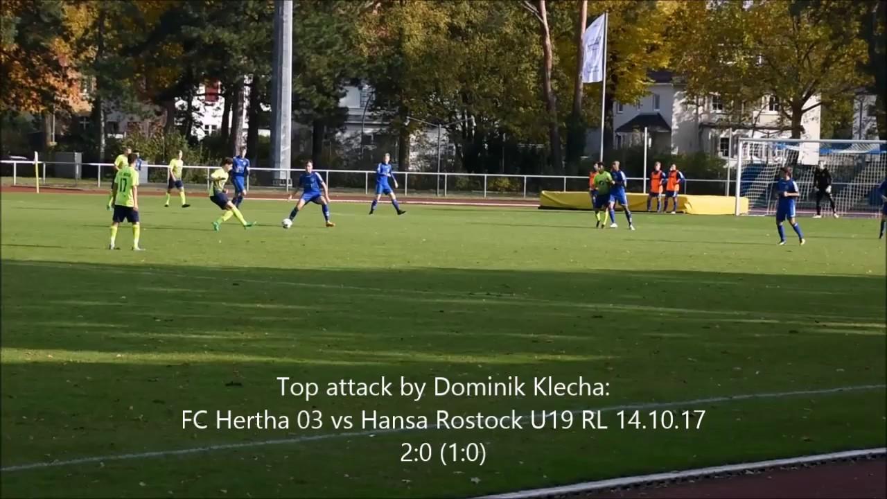 Hansa Vs Hertha