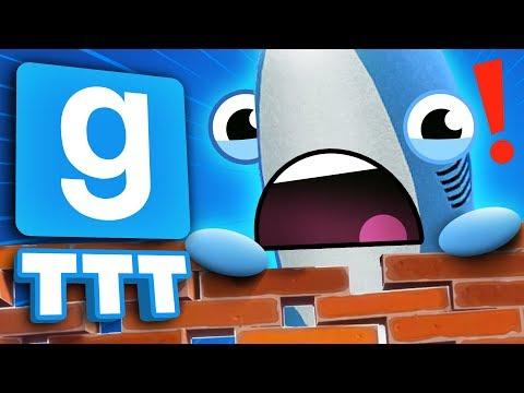 HE'S NOT ALWAYS THE BAD GUY | Gmod TTT