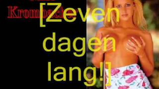 """wat zullen we drinken"" (Partymix) with Lyrics"