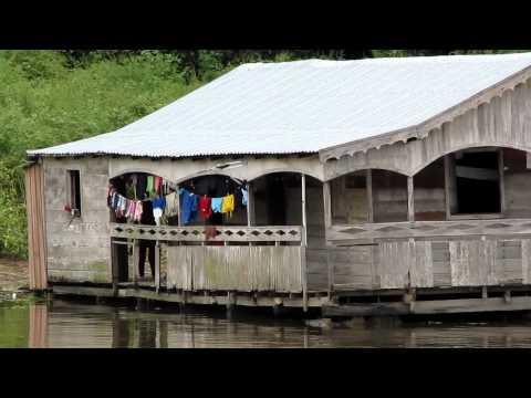 MV Explorer in Manaus, Brazil - Day 2 (Jan. 3, 2012), video