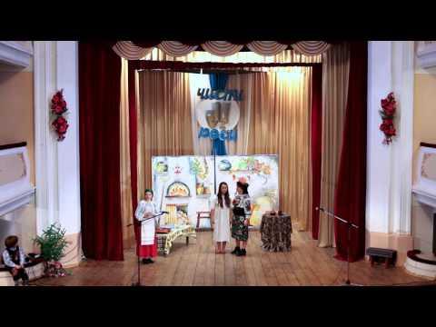 Інсценізація з вистави Дідова дочка та бабина дочка частина 1