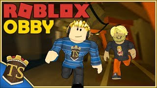 Danish Roblox | Escape The My Obby-Trapped In Dangerous Mine!