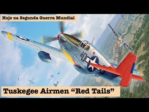 """Tuskegee Airmen """"Red Tails"""""""