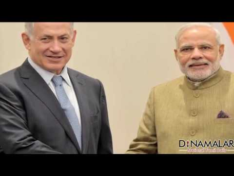 Israel President Reuven Rivlin Leaves for Six-day Visit to India