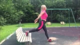 Лучшие упражнения для мышц ног и ягодиц - работаем в режиме Табата