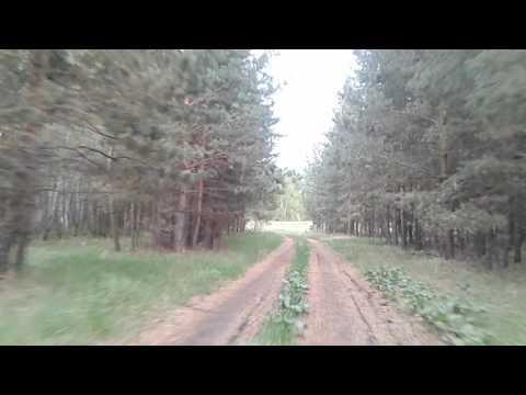 Зерендинский район. Красный Кордон. дорога домой)