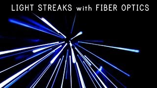 creating hyperspace with fiber optic lights   shanks fx   pbs digital studios