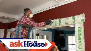 How to Safely Strip Paint from Woodwork