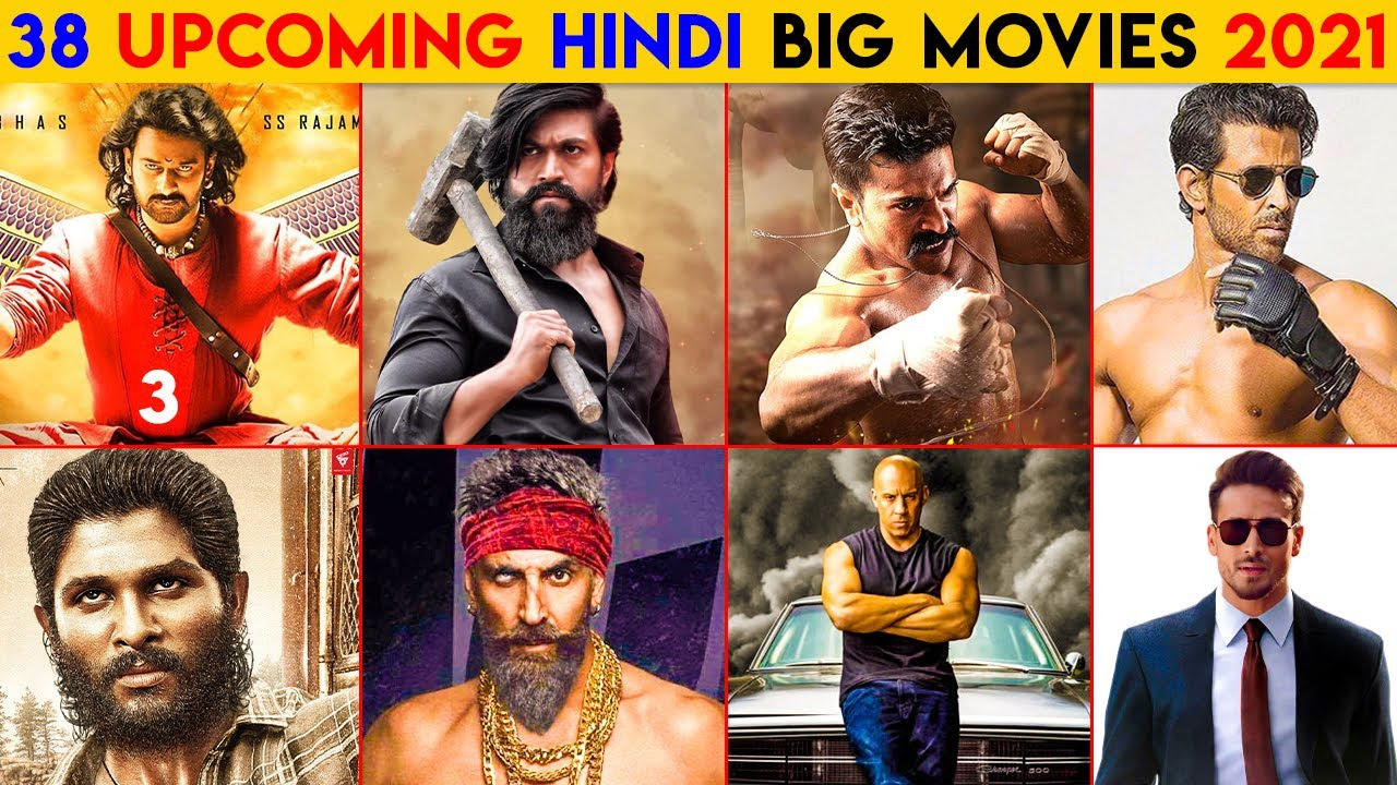 48 Upcoming Bollywood Movies of 2021 | Upcoming Bollywood Movies 2021 Trailers,Box Office Collection