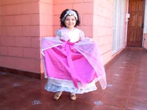 Como hacer vestidos de dama antigua facil