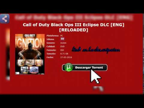 Call Of Duty Black Ops III Eclipse DLC [INGLES] [PC]