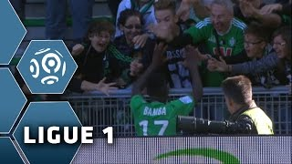 But Jonathan BAMBA (26') / AS Saint-Etienne - FC Nantes (2-0) -  (ASSE - FCN) / 2015-16