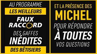 Découvrez (enfin!) Michel et Michel pour les 10 ans de Faux Raccord !