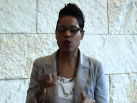 Kisha Allen Elevator Speech for the Garland Chamber of Commerce