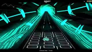 GD daily level song   Epic by TheFatRat   Audiosurf