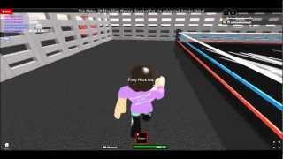 Gww wrestling roblox