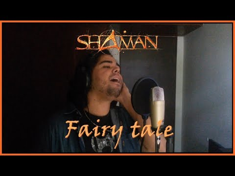 SHAMAN - FAIRY TALE - VOCAL COVER BY MATHEUS MOREIRA