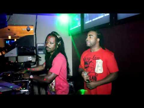 TRAP TALK TV  * DJ ONE 1X TYME*  SWOLE MC  BIRTHDAY BASH @ THE W -AKA- JESSE JAMES WEST