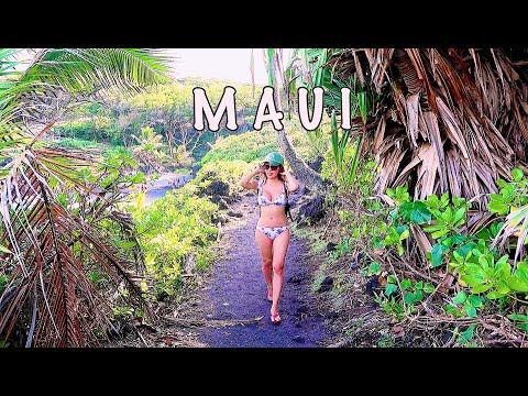 MAUI VLOG : Road To Hana, Four Seasons Wailea, Mama's Fish House, Mill House, Mt. Haleakala