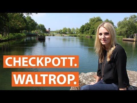 WALTROP: Schiffshebewerke, Schleusenpark, Zeche und Halde Brockenscheidt | checkpott