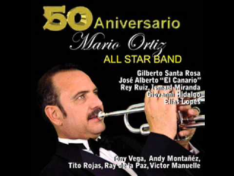 Mario Ortiz All Star Band - adivina quien te ama