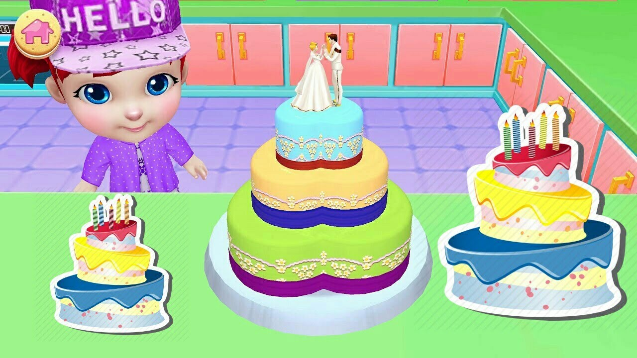 wedding cake making games 3d cake wedding cake learn how to make cakes real 23214